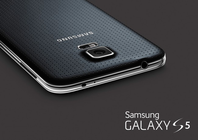 Das jüngste Flaggschiff aus dem Hause Samsung: Das Galaxy S5.