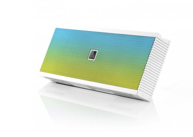 Rund 120 Euro kostet so ein Bluetooth-Lautsprecher (Foto: Soundfreaq)