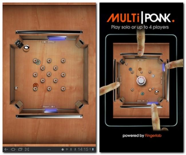 Technisch wurde Multiponk einwandfrei umgesetzt, Grafik und Sound sind stimmig und die realistische Herangehensweise bei Optik und Physik gefallen.