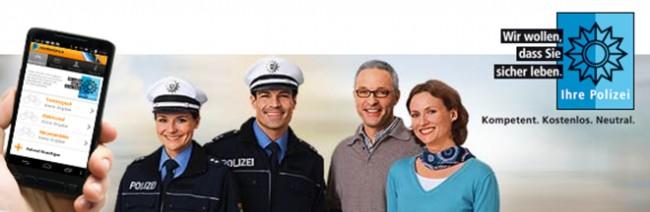 Die App der polizeilichen Kriminalprävention der Länder und des Bundes soll helfen geklaute Drahtesel schneller wiederzufinden.