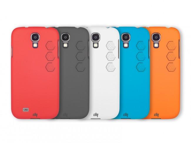 Cliq ist in fünf Farben für rund 25 Dollar erhältlich (Foto: Cliq)