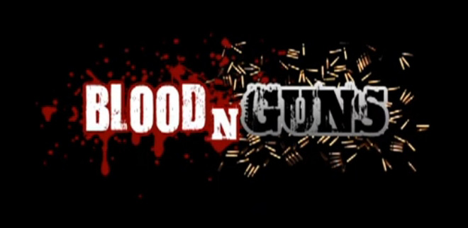 Blood'n Guns main
