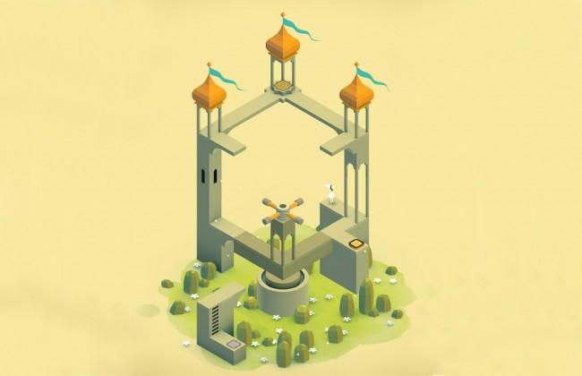 Monument Valley schlägt nun endlich auch im Google Play Store auf.