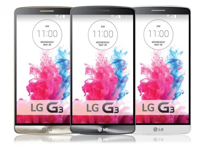 Das LG G3: Kommt mit dem G Prime bald schon eine technisch aufgebohrte Variante? (Bild: LG)