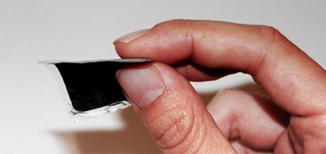 Imprint Energy heißt das Unternehmen, das 6 Mio. Dollar eingesackt hat, um flexible Batterien zu erzeugen, die alles Bisherige in den Schatten stellen sollen (Foto: Imprint Energy)