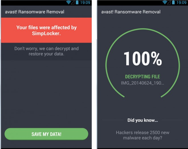 Avast Ransomware Removal - 02