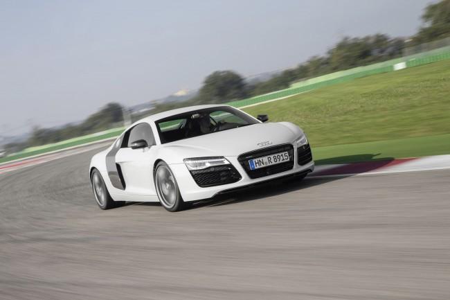 Derzeit kostet ein selbstfahrendes Auto noch so viel wie ein Audi R8.
