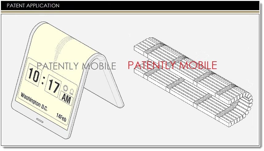 Galaxy S6-Nachfolger? Samsung entwickelt faltbares Smartphone mit zwei Displays