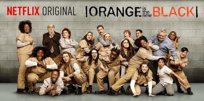 """Die bekannte Webserie """"Orange Is The New Black"""" werden wir zunächst einmal nicht sehen (Foto: Netflix)"""
