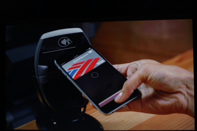 Mit ApplePay soll mobiles Bezahlen noch einfacher werden. (Foto: TheNextWeb)