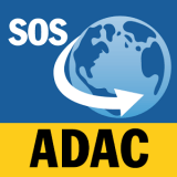 ADAC Auslandshelfer - Logo