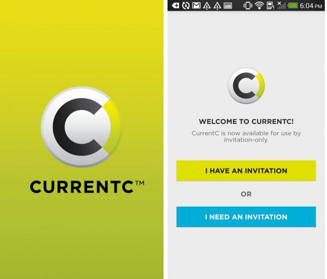Die App für das Bezahlen mit CurrentC ist für Android- und iPhone-Smartphones verfügbar. Nutzen lässt sich das Bezahlsystem ab 2015 – wenn auch erst einmal lediglich in den USA. (Bildschirmfotos: Merchant Customer Exchange)