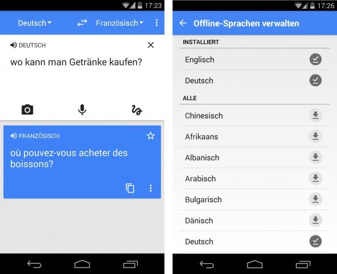 Google Übersetzer - 01