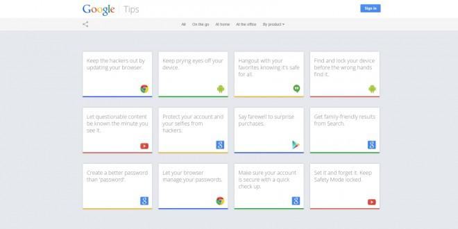Google-Tipps-Sicherheit