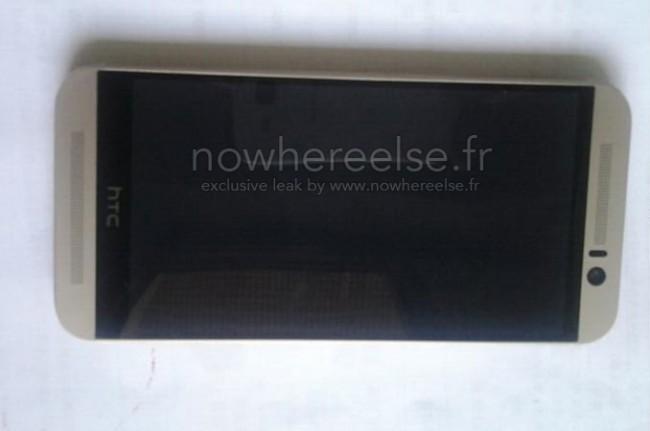 Dieses Gerät könnte das neue HTC One (M9) sein. (Foto: Nowhereelse.fr)
