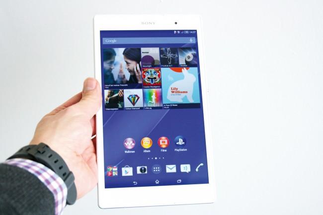 Sony findet einen guten Mittelweg zwischen kompakten Maßen und starker Hardware - das Z3 Tablet ist dadurch ein idealer Begleiter für Beruf und Studium.