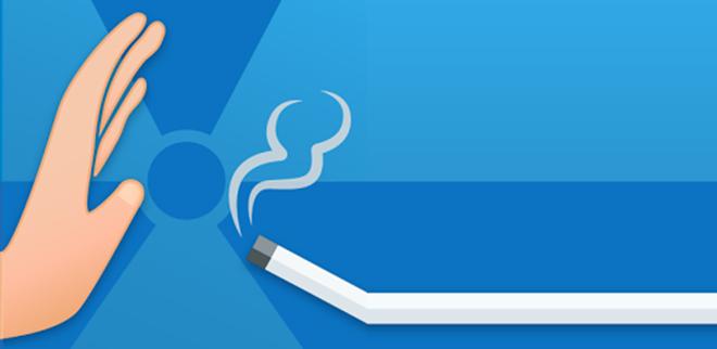 Rauchen aufgeben - QuitNow!