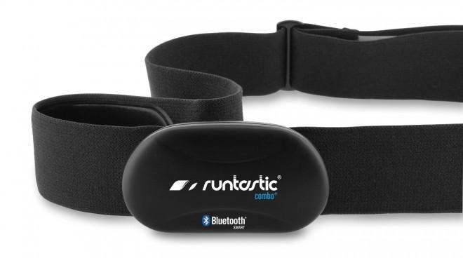 Bluetooth hilft bei der unkomplizierten Übertragung der Herzfrequenz an das Smartphone. Außerdem sendet der Brustgurt für andere Fitnessgeräte (Laufband) noch auf einer zweiten Frequenz.