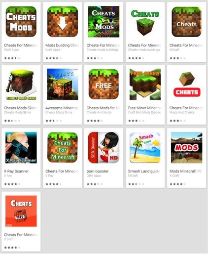 Diese Apps hat ESET als Scareware entlarvt und eine Löschung aus dem Play Store beantragt.