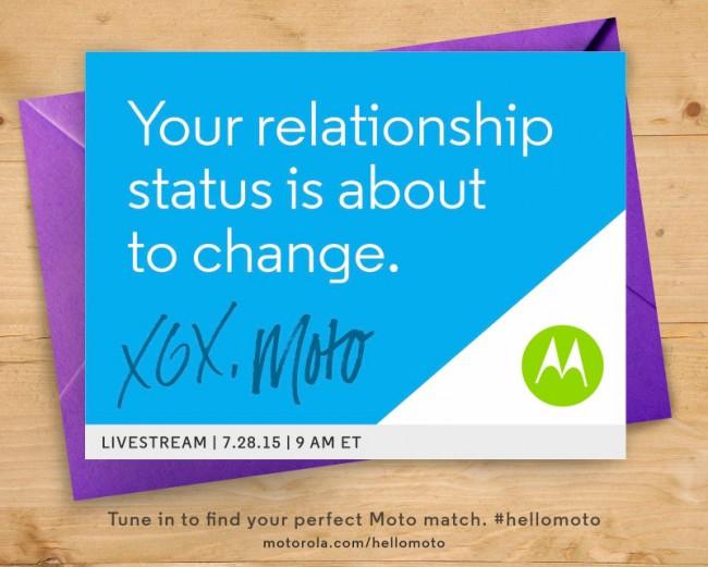 In einer Woche wird Motorola voraussichtlich die neuen Versionen der Smartphones Moto X und Moto G vorstellen. (Bild: Motorola)