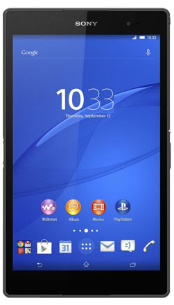 Sony-Xperia-Z3-Compact-Tablet-SGP611CE-Black