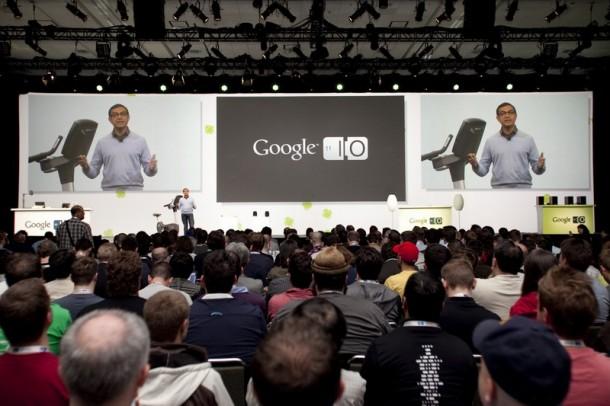 Auf der Google Entwicklerkonferenz werden auch dieses Jahr wieder einige Neuheiten vorgestellt. Foto: Google.