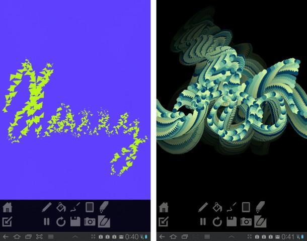 Drawnetic ist eine besonders empfehlenswerte Zeichen-App, die vor allem auf Tablets Sinn und vor allem Spaß macht.