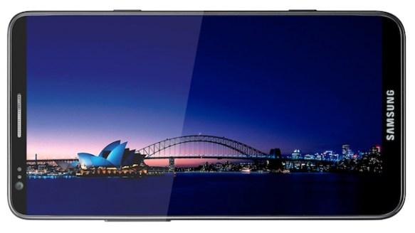 Galaxy S3 Konzept