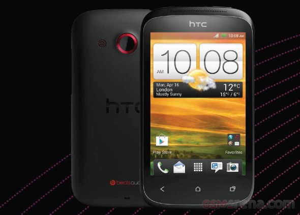 Das HTC Desire C. Foto: GSM-Arena
