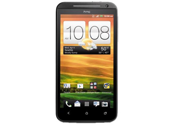 Das HTC EVO 4G. Foto: htc.