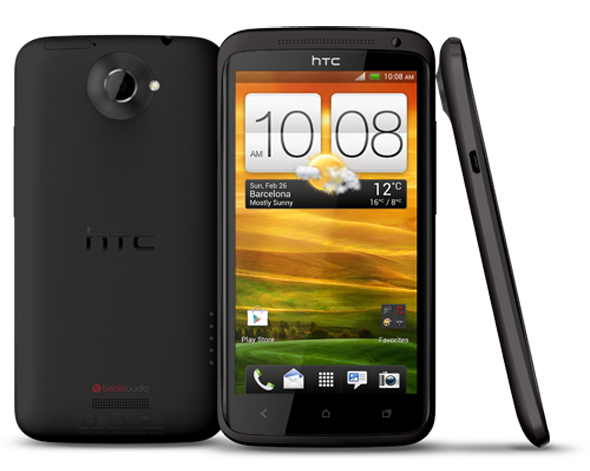HTC One XL. Foto: HTC.