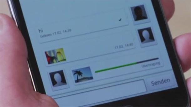 Der SMS-Nachfolger Join startet am 1. Oktober. Foto: Youtube.