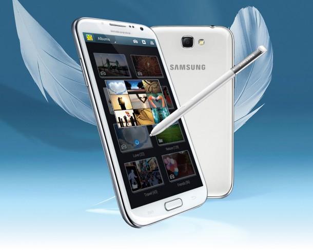 """Vor allem das Note 2 ist in Asien sehr beliebt und verdrängt das iPhone als """"coolstes Gerät""""."""