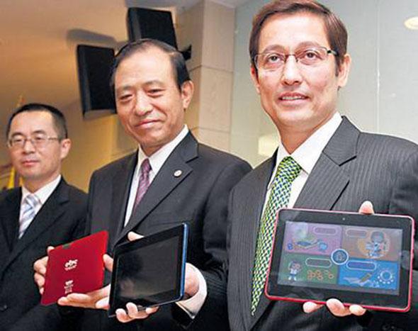 Das Thailändische Ministerum für Information und Telekommunikation kauft 400.000 Tablets für Volksschüler. (Foto: futuregov)
