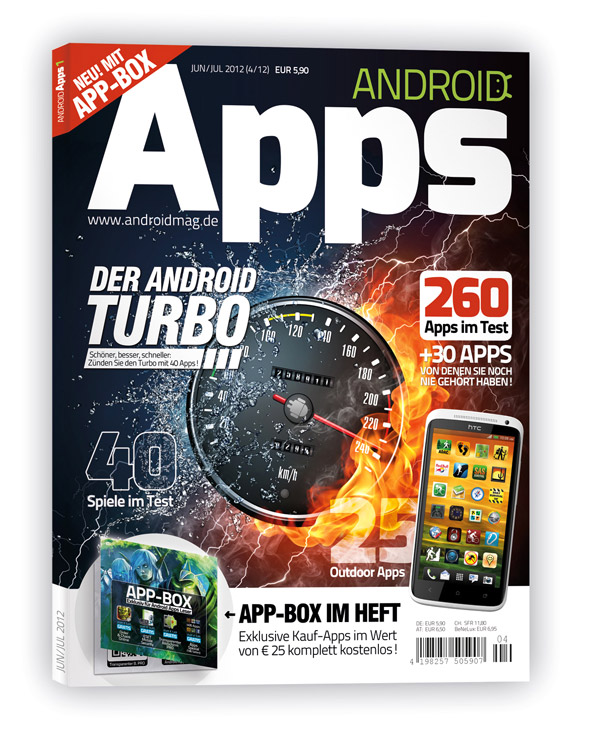 Android Apps Ausgabe 1
