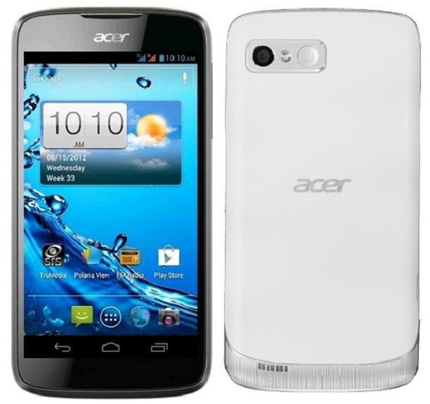 Acer will auf der IFA in Berlin 2 neue Smartphones vorstellen, unter anderem as Liquid Glant duo mit 2 Simkartenslots. Foto: androidauthority.com.