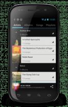 CyanogenMod 9 Musik App
