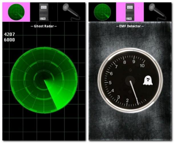 Tut sich was Übersinnliches in Ihrer Umgebung? Dieses hochwertige Präzisions-Messwerkzeug gibt Auskunft.