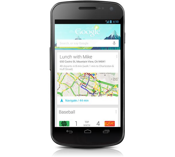 Google will seine mobilen Suchergebnisse ab sofort im Stil von Google Now anzeigen. Foto: Google.