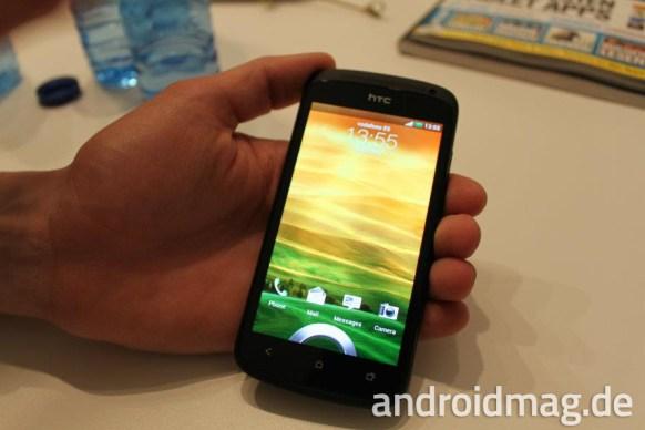 HTC One S MWC