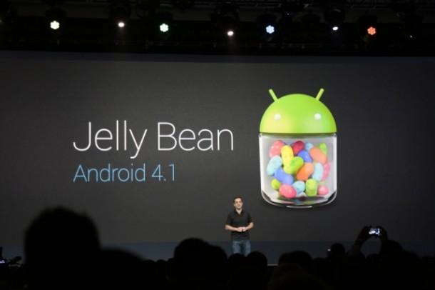 Das Jelly Bean Update für Samsungs Topmodelle soll bereits fertig sein. Foto: Google.