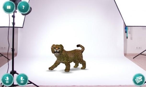 Kinectimals ist besonders für Tierfreunde und Kinder zu empfehlen.