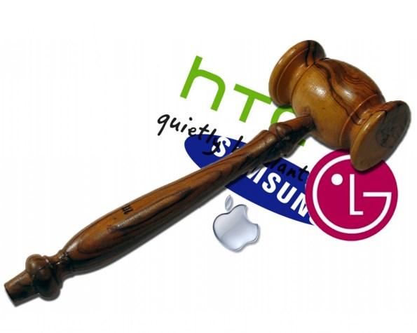 Das US-Unternehmen Graphics Properties Holdings klagt alle bekannten Smartphone-Hersteller.