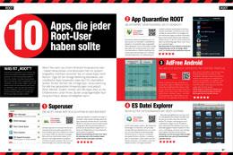 Root-Apps (2/4 Seiten)