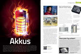 Technikguide: Akkus (2/6 Seiten)