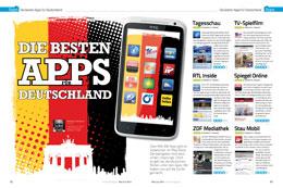 Die besten Apps für Deutschland (2/4 Seiten)