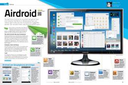 Smartphone fernsteuern mit Airdroid