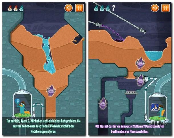 Zu Beginn sind die Levels noch einfach zu lösen, es gibt noch keine kniffligen Fallen und Features. Nach wenigen Spielstufen steigt der Schwierigkeitsgrad aber, hier gilt es nun, die grauen Zellen zu bemühen.