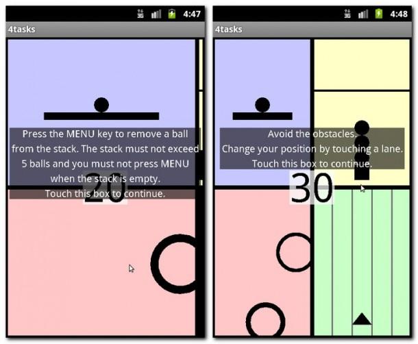 Nervige Einführung: Anfangs hilfreich, stört sie später den Spielfluss. Glücklicherweise kann man sie in den Optionen deaktivieren! (Bild links)