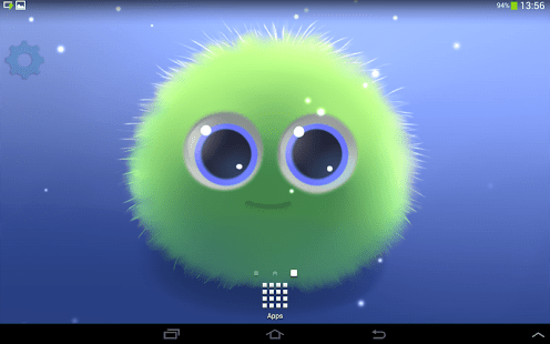 My 3d Fish Live Wallpaper Free Download Fluffy Chu Włochata Kulka Android